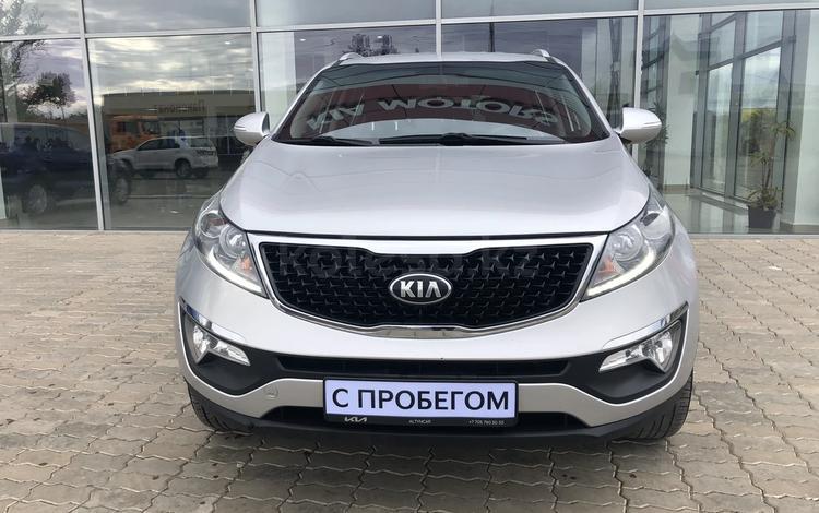 Kia Sportage 2015 года за 8 200 000 тг. в Уральск