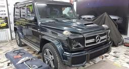 Передний бампер AMG 63 для w463 Gelandewagen за 65 000 тг. в Алматы
