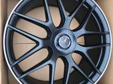Комплект новых дисков на Mercedes-Benz GLS GLE GLES: 22 5 112 за 1 350 000 тг. в Шымкент – фото 2