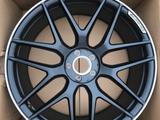 Комплект новых дисков на Mercedes-Benz GLS GLE GLES: 22 5 112 за 1 350 000 тг. в Шымкент – фото 4