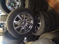 Зимние шины с дисками 5.114.3 за 125 000 тг. в Алматы