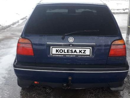 Volkswagen Golf 1992 года за 950 000 тг. в Алматы – фото 5