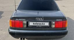 Audi 100 1993 года за 2 100 000 тг. в Тараз – фото 3