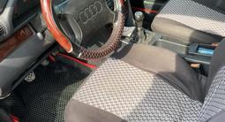 Audi 100 1993 года за 2 100 000 тг. в Тараз – фото 5