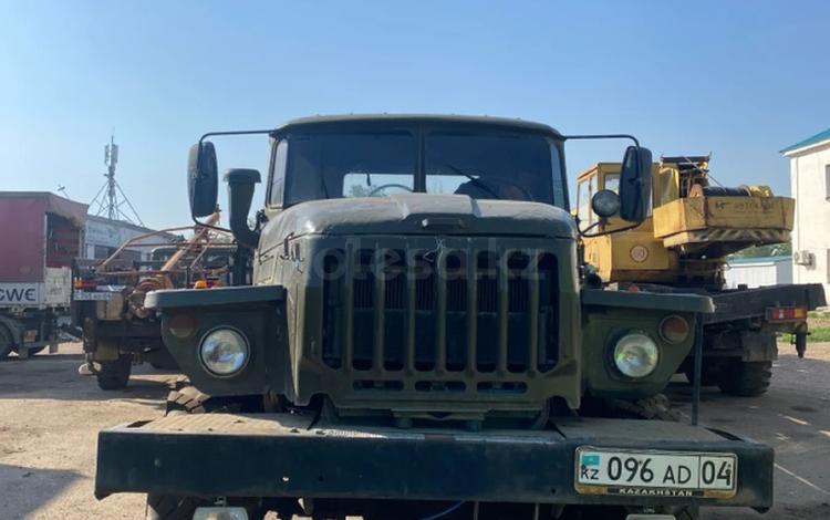 Урал  43202 1989 года за 3 700 000 тг. в Актобе