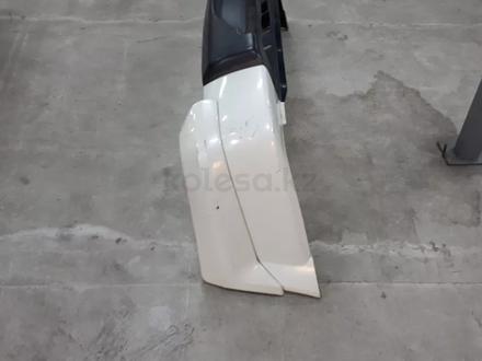 Задний бампер с обвесом на Террано r50 Регулус за 60 000 тг. в Алматы – фото 3
