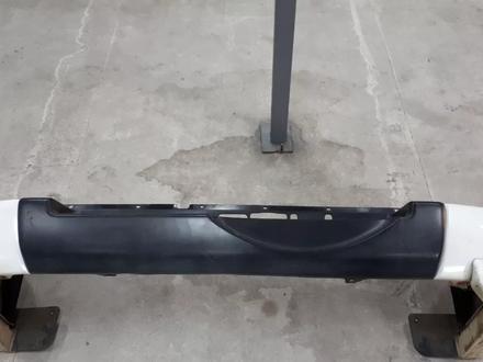 Задний бампер с обвесом на Террано r50 Регулус за 60 000 тг. в Алматы – фото 4