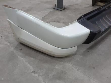 Задний бампер с обвесом на Террано r50 Регулус за 60 000 тг. в Алматы