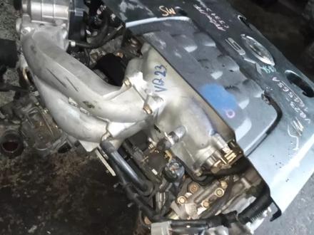 Контрактные двигатели на Ниссан Теана 2, 3 VQ23 за 165 000 тг. в Алматы – фото 2
