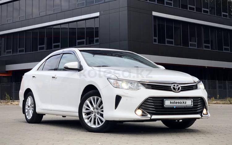Toyota Camry 2015 года за 9 999 000 тг. в Усть-Каменогорск