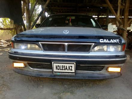 Mitsubishi Galant 1990 года за 1 000 000 тг. в Алматы – фото 4