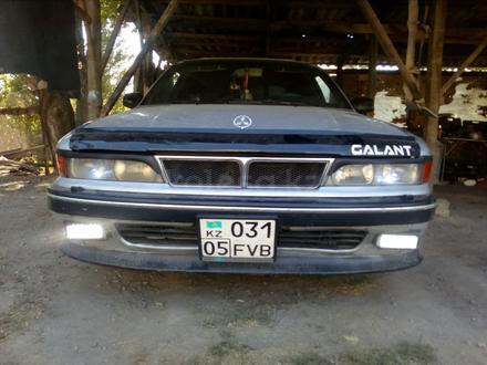 Mitsubishi Galant 1990 года за 1 000 000 тг. в Алматы – фото 6