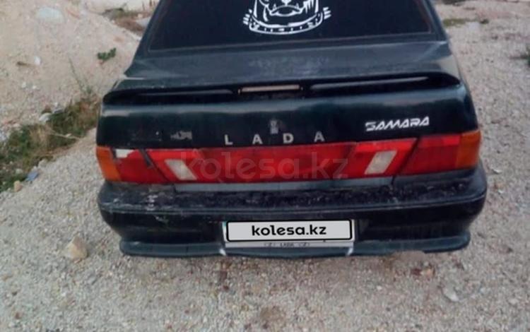 ВАЗ (Lada) 2115 (седан) 2002 года за 600 000 тг. в Нур-Султан (Астана)