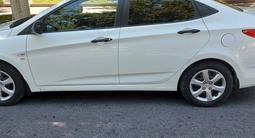 Hyundai Accent 2014 года за 4 800 000 тг. в Шымкент – фото 2