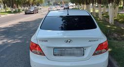 Hyundai Accent 2014 года за 4 800 000 тг. в Шымкент – фото 4