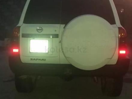 Nissan Patrol 2006 года за 19 500 000 тг. в Алматы – фото 16