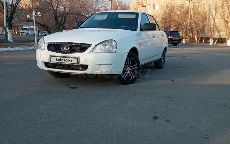 ВАЗ (Lada) 2170 (седан) 2013 года за 1 900 000 тг. в Кызылорда