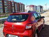 Renault Sandero Stepway 2018 года за 5 950 000 тг. в Петропавловск – фото 2