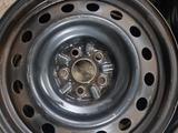 Металические диски б/у на Тойота Королла. Размер r 16. за 35 000 тг. в Алматы