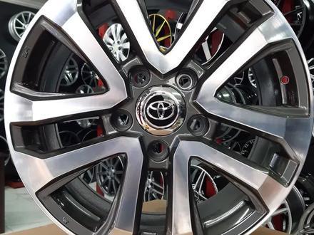 R20. Toyota Land Cruiser 200. за 240 000 тг. в Алматы – фото 3