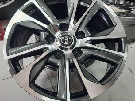 R20. Toyota Land Cruiser 200. за 240 000 тг. в Алматы – фото 4