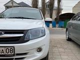 ВАЗ (Lada) 2190 (седан) 2013 года за 2 600 000 тг. в Тараз – фото 2