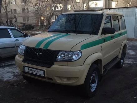 УАЗ Patriot 2012 года за 2 800 000 тг. в Нур-Султан (Астана) – фото 4