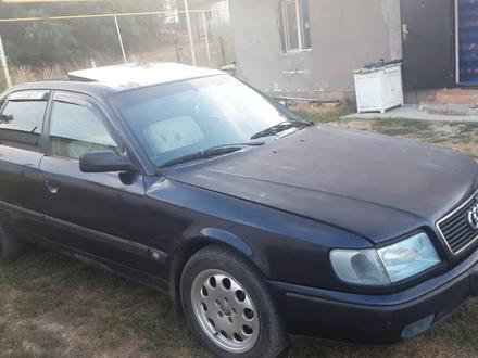 Audi 100 1993 года за 1 850 000 тг. в Талгар – фото 2