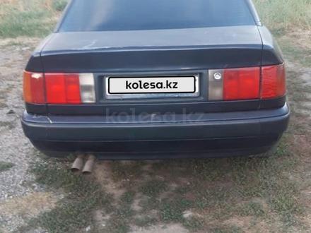 Audi 100 1993 года за 1 850 000 тг. в Талгар – фото 3