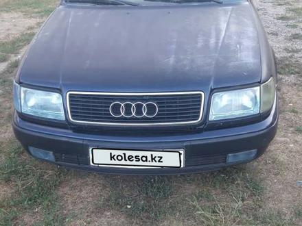 Audi 100 1993 года за 1 850 000 тг. в Талгар – фото 6