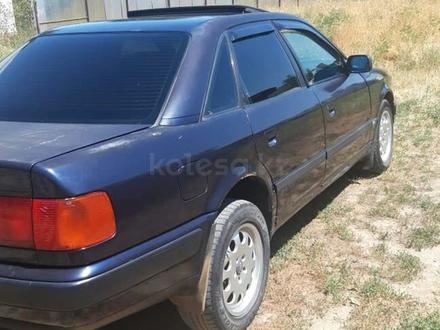 Audi 100 1993 года за 1 850 000 тг. в Талгар – фото 7