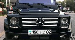 Mercedes-Benz G 55 AMG 2010 года за 23 000 000 тг. в Алматы – фото 4
