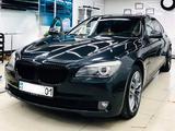 BMW 740 2009 года за 9 000 000 тг. в Нур-Султан (Астана)