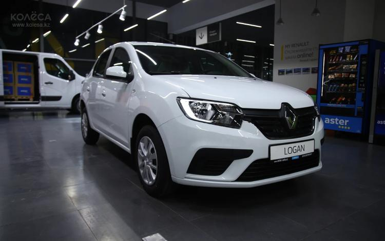 Renault Logan Life 2020 года за 6 384 000 тг. в Нур-Султан (Астана)