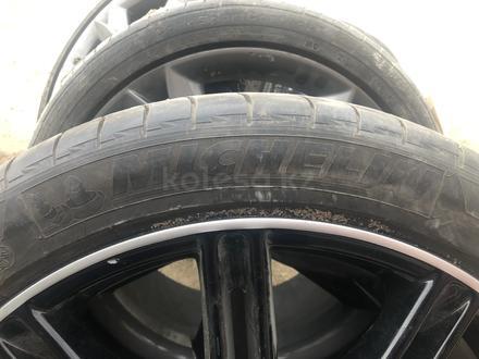 Оригинальные диски от Porsche Cayenne за 600 000 тг. в Алматы – фото 3