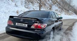 Lexus ES 300 2003 года за 4 600 000 тг. в Алматы – фото 4