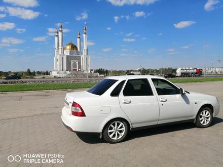 ВАЗ (Lada) 2170 (седан) 2013 года за 2 100 000 тг. в Актобе