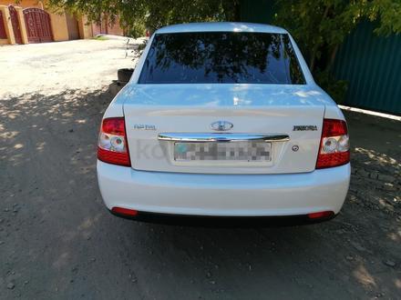 ВАЗ (Lada) 2170 (седан) 2013 года за 2 100 000 тг. в Актобе – фото 4
