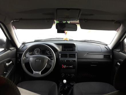 ВАЗ (Lada) 2170 (седан) 2013 года за 2 100 000 тг. в Актобе – фото 7