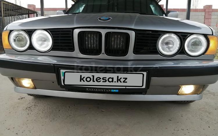 BMW 525 1992 года за 1 650 000 тг. в Шымкент