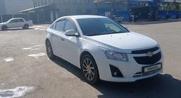 Chevrolet Cruze 2013 года за 3 700 000 тг. в Алматы – фото 2