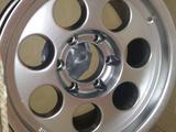 Титановые диски на Land Cruiser prado, Fj cruiser, Toyota. Lenso за 140 000 тг. в Алматы