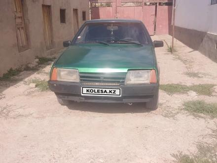 ВАЗ (Lada) 21099 (седан) 1999 года за 540 000 тг. в Сарыагаш – фото 2