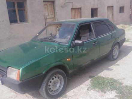 ВАЗ (Lada) 21099 (седан) 1999 года за 540 000 тг. в Сарыагаш – фото 3