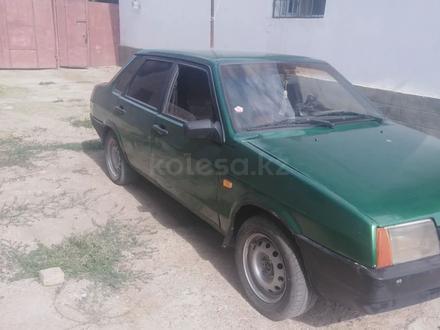 ВАЗ (Lada) 21099 (седан) 1999 года за 540 000 тг. в Сарыагаш – фото 4