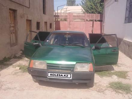 ВАЗ (Lada) 21099 (седан) 1999 года за 540 000 тг. в Сарыагаш – фото 5
