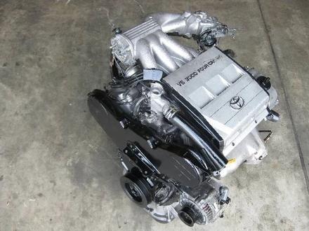 Двигатель Toyota Solara (тойота солара) за 22 333 тг. в Нур-Султан (Астана)