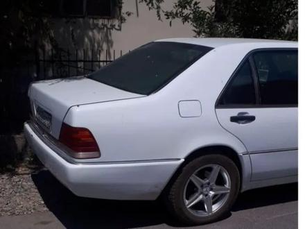 Mercedes-Benz S 420 1992 года за 1 000 000 тг. в Туркестан – фото 2