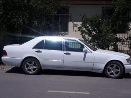 Mercedes-Benz S 420 1992 года за 1 000 000 тг. в Туркестан – фото 3