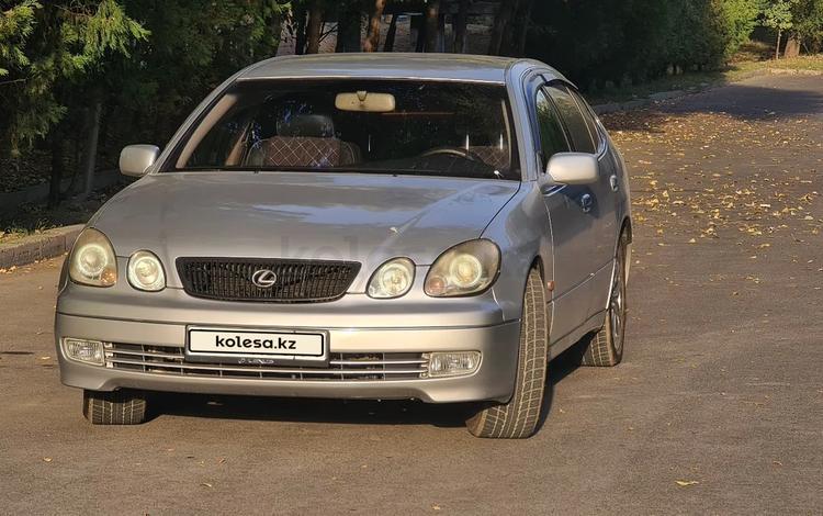 Lexus GS 300 2000 года за 3 900 000 тг. в Алматы